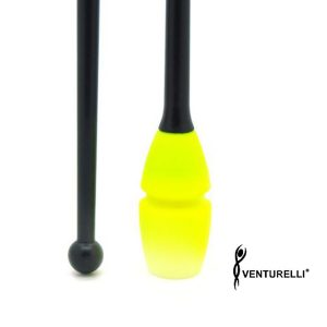 VENTURELLI-CLU-41,5-45-R-BLK-NEON-YELLOW