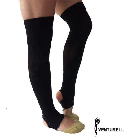 venturelli-black-leg-warmers-60-cm