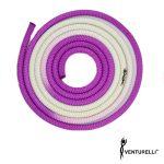 venturelli-rhythmic-gymnastics-bicolor-rope-purple-white-pld