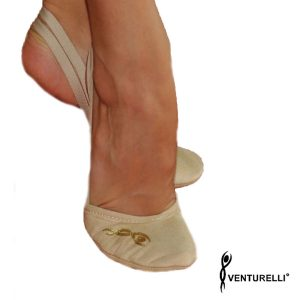 venturelli-half-shoes-for-rhythmic-gymnastics-turn up