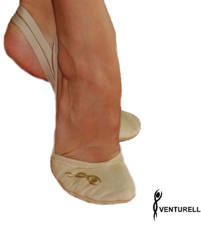 venturelli-half-shoes-for-rhythmic-gymnastics-turn up