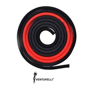 VENTURELLI-BICOLOR-ROPE-BLACK-RED-PLD
