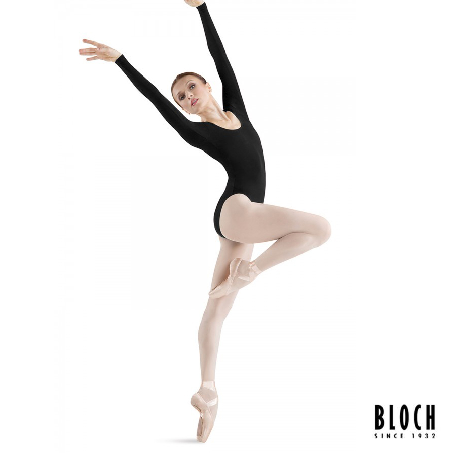 L5409 PREMIER LADIES DANCE LEOTARD BLACK