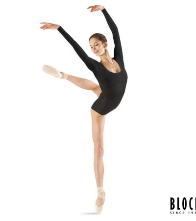 L5409 PREMIER LADIES DANCE LEOTARD BLACK