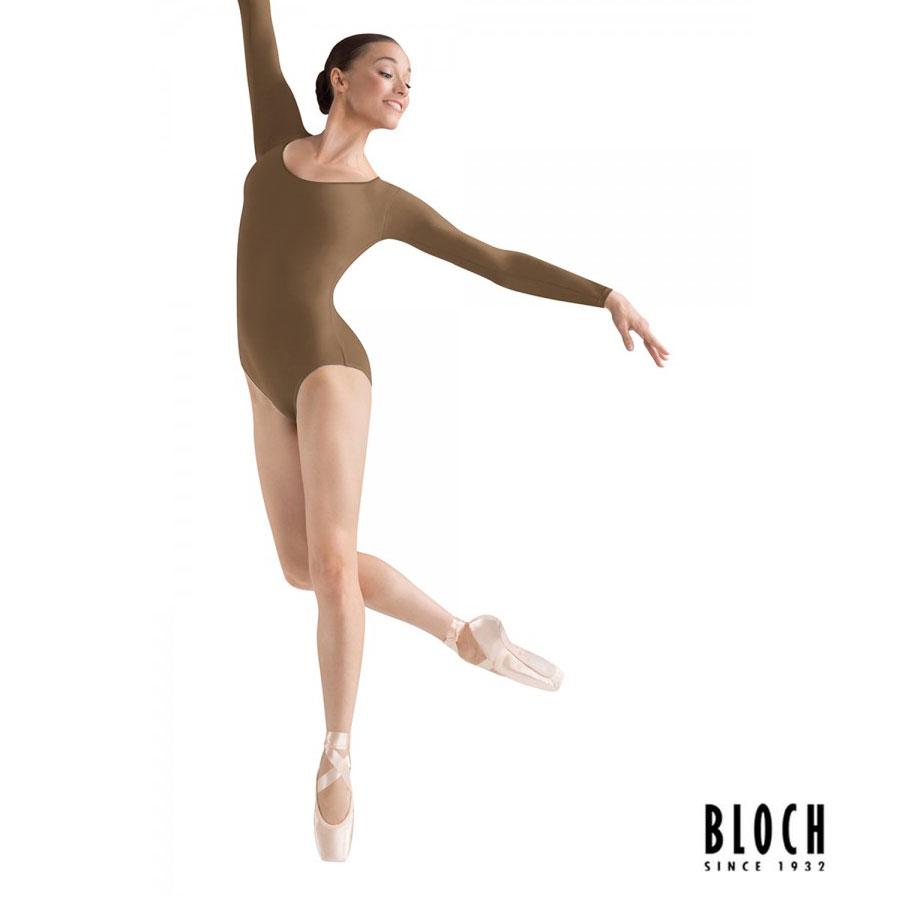 bloch-long-sleeve-leotard-l5609-color-almond