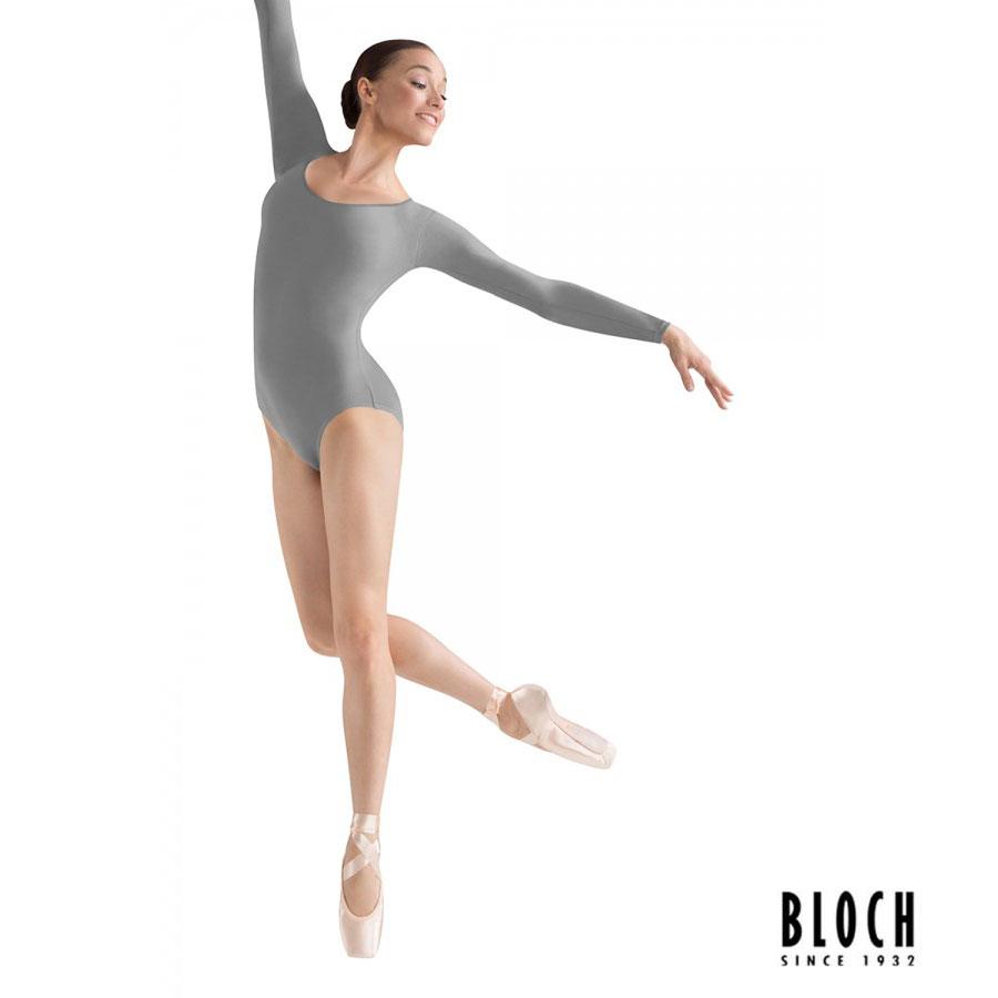 bloch-long-sleeve-leotard-l5609-color-grey