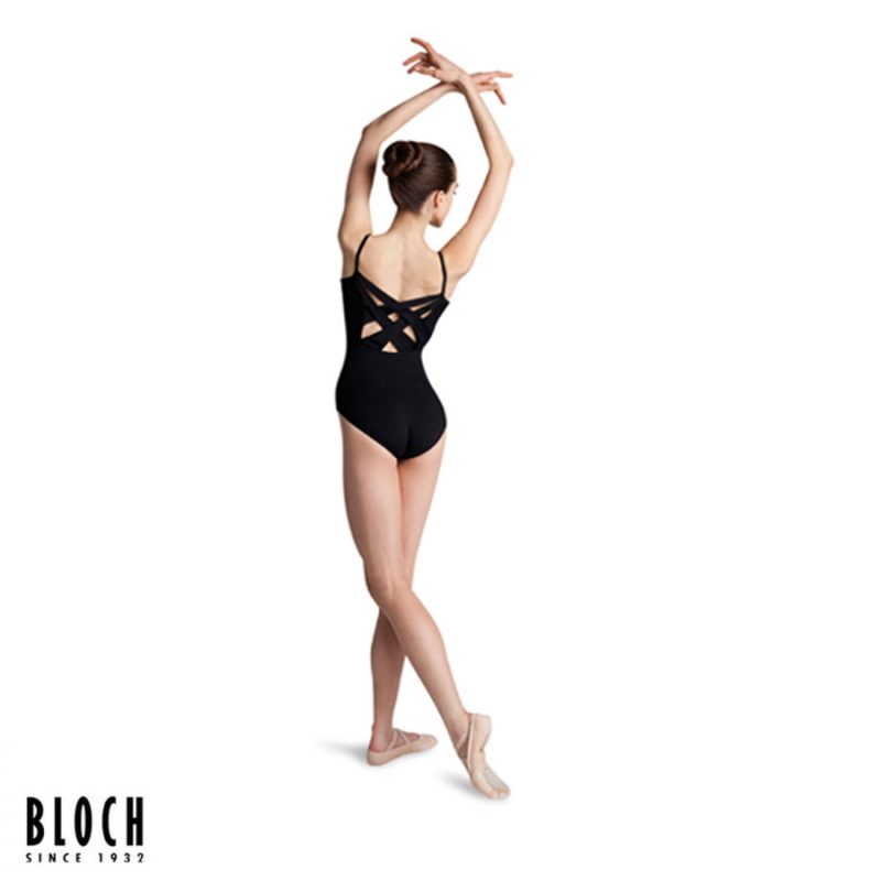 L6137-BLOCH OCTAVIA LADIES DANCE LEOTARD