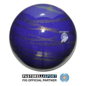 PASTORELLI-BALL-KISS&CRY-BLUE-GOLD 03247