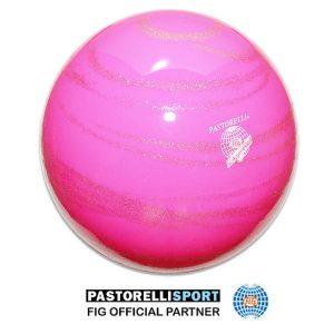 PASTORELLI-BALL-KISS&CRY-FLUO-PINK-PLATINUM 03237