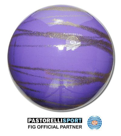 PASTORELLI-BALL-KISS&CRY-LILAC-GOLD 03248