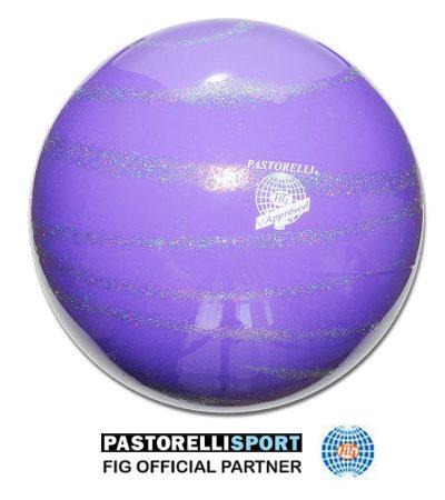 PASTORELLI-BALL-KISS&CRY-LILAC-SILVER 03235