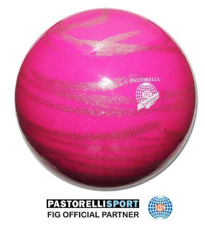 PASTORELLI-BALL-KISS&CRY-RASPBERRY-PLATINUM 03238