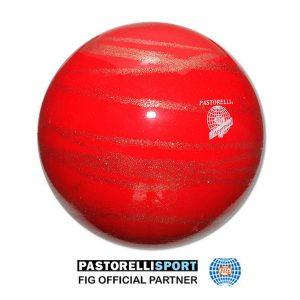 PASTORELLI-BALL-KISS&CRY-RED-PLATINUM 03239