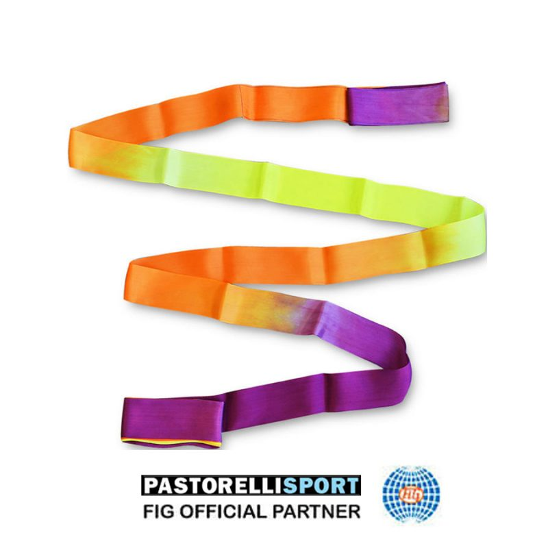 03217-VIOLET-ORANGE-YELLOW-SHADED-RIBBON-PASTORELLI-6m-FIG-1