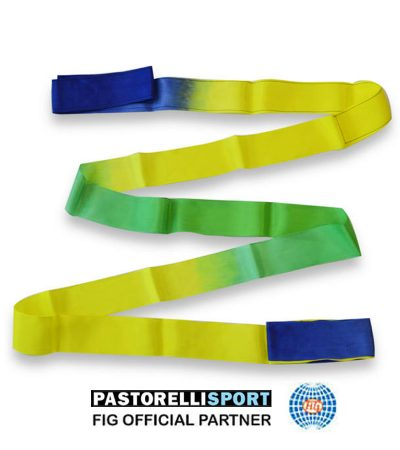 03918-BLUE-GREEN-YELLOW-SHADEDRIBBON-PASTORELLI-6m-FIG