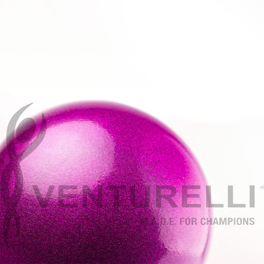 venturelli-purple-glitter-ball-for-rhythmic-gymnastics