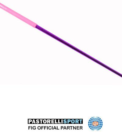 02632-VIOLET-STICK-WITH-FLUO-PINK-GRIP