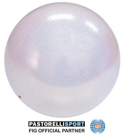 00027 Glitter Holographic White HV