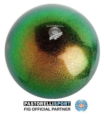 00034 Glitter Oil Green HV