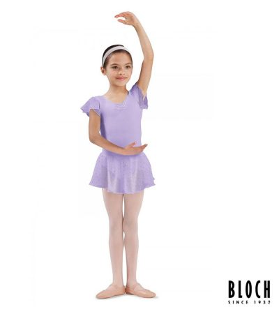 bloch, skirt, ballet, georgette skirt with sequin, dance, pink, white, lavender, black