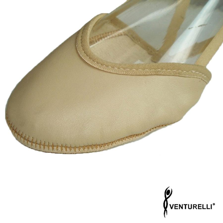 venturelli-rhythmic-gymnastics-leather-half-shoes-meister-ll