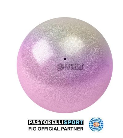 SHADED-HV-Glitter-Ball—Silver-and-Pink-04042-PASTORELLI