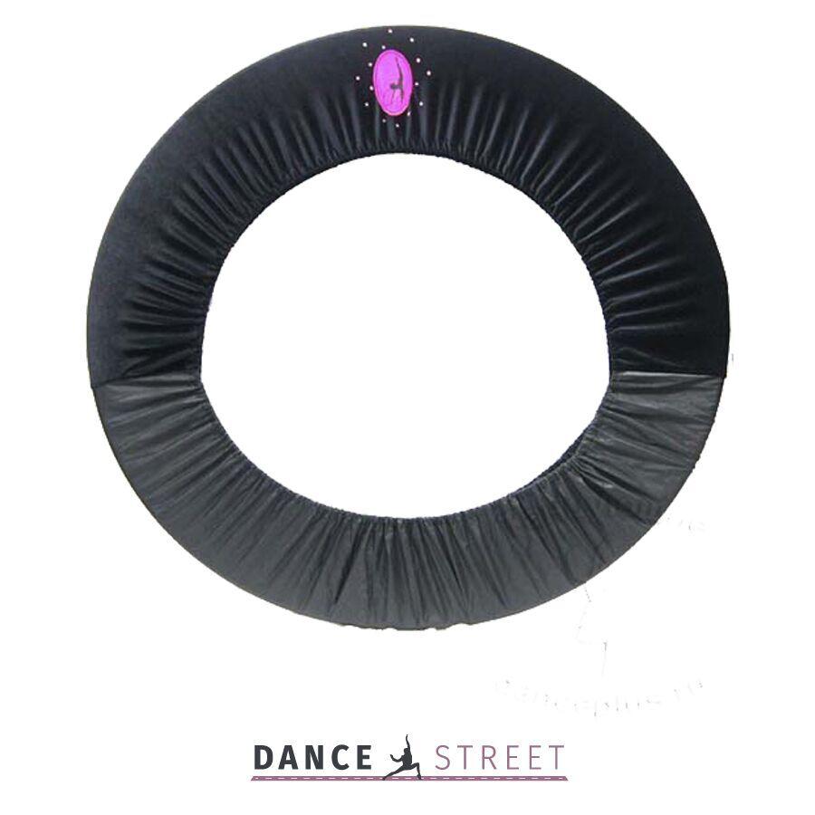 dance-street-hoop-holder-color black