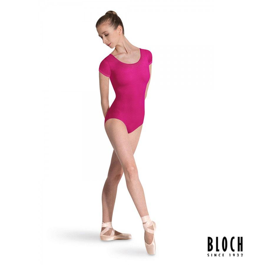 bloch-cap-sleeve-leotard-l5602-color-berry