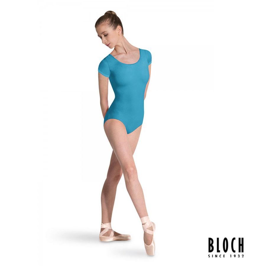 bloch-cap-sleeve-leotard-l5602-color-turquoise