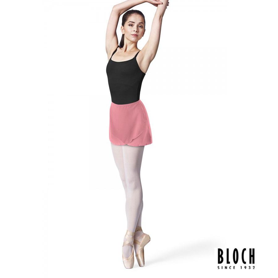 bloch-georgette-wrap-ballet-skirt-r9721-color-coral