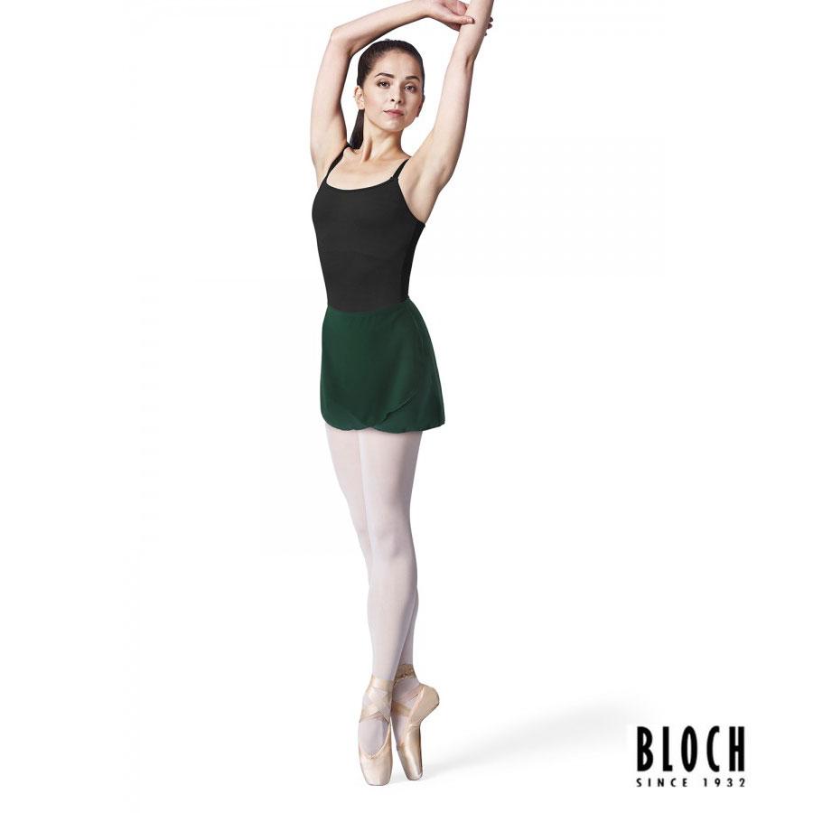 bloch-georgette-wrap-ballet-skirt-r9721-color-forest