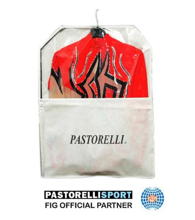 00336 GREY LEOTARD HOLDER PASTORELLI
