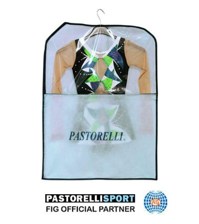 00346 LIGHT SKY BLUE LEOTARD HOLDER PASTORELLI