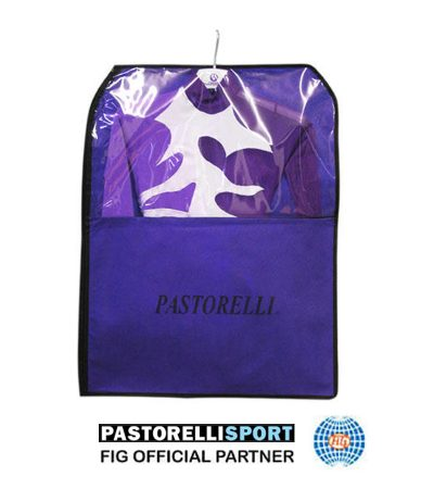 00348 BLUE LEOTARD HOLDER PASTORELLI