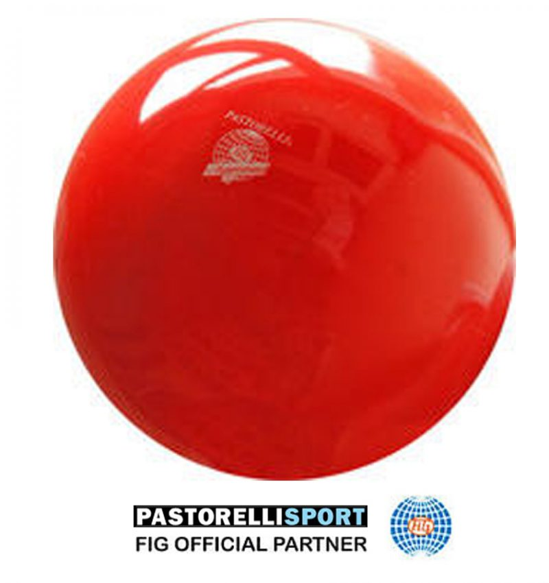 pastorelli-gym-ball-18cm-new generation-color-red-00009