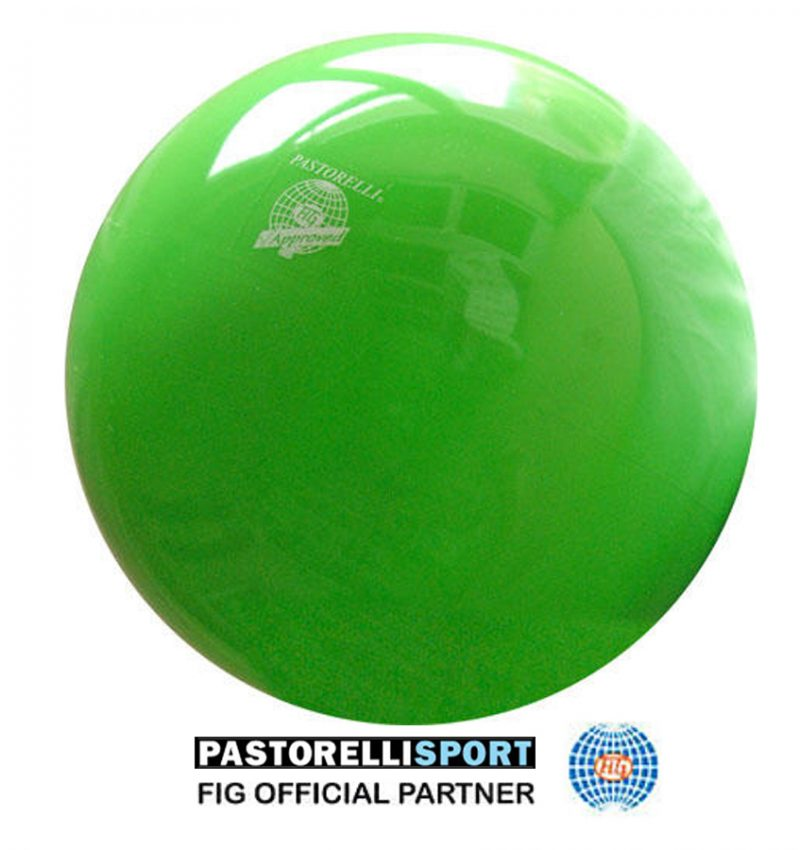 pastorelli-gym-ball-18cm-new generation-color-green-00010