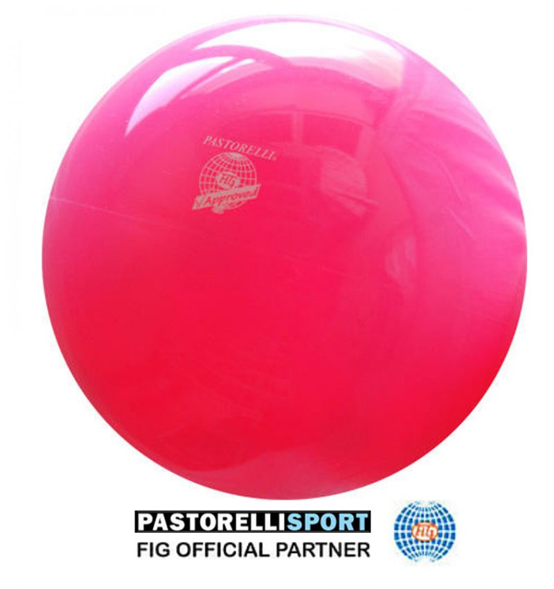 pastorelli-gym-ball-18cm-new generation-color-fluo-pink-00011