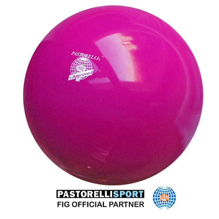 pastorelli-gym-ball-18cm-new generation-color-raspberry-00012