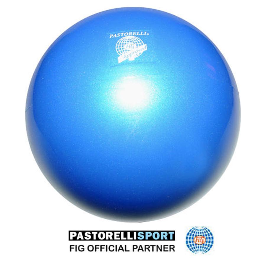 pastorelli-gym-ball-metal-18cm-new generation-color-sapphire-00042