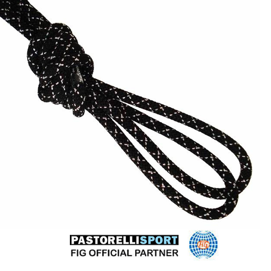 pastorelli-metallic-rope-new-orleans-for-rhythmic-gymnastics-color-black-silver-00124