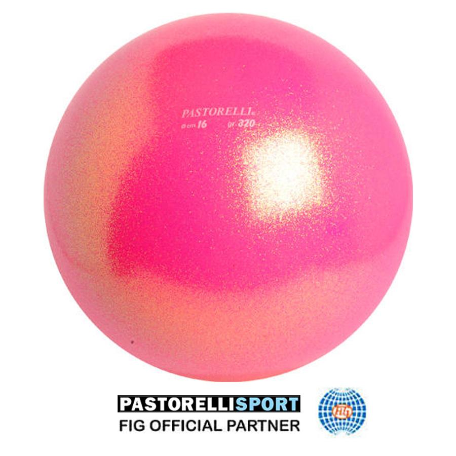 pastorelli-glitter-hv-gym-ball-16cm-color-fluo-pink-02064