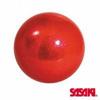 sasaki-glitter-ball-for-rhythmic-gymnastics-m20bbr-17cm-color-red