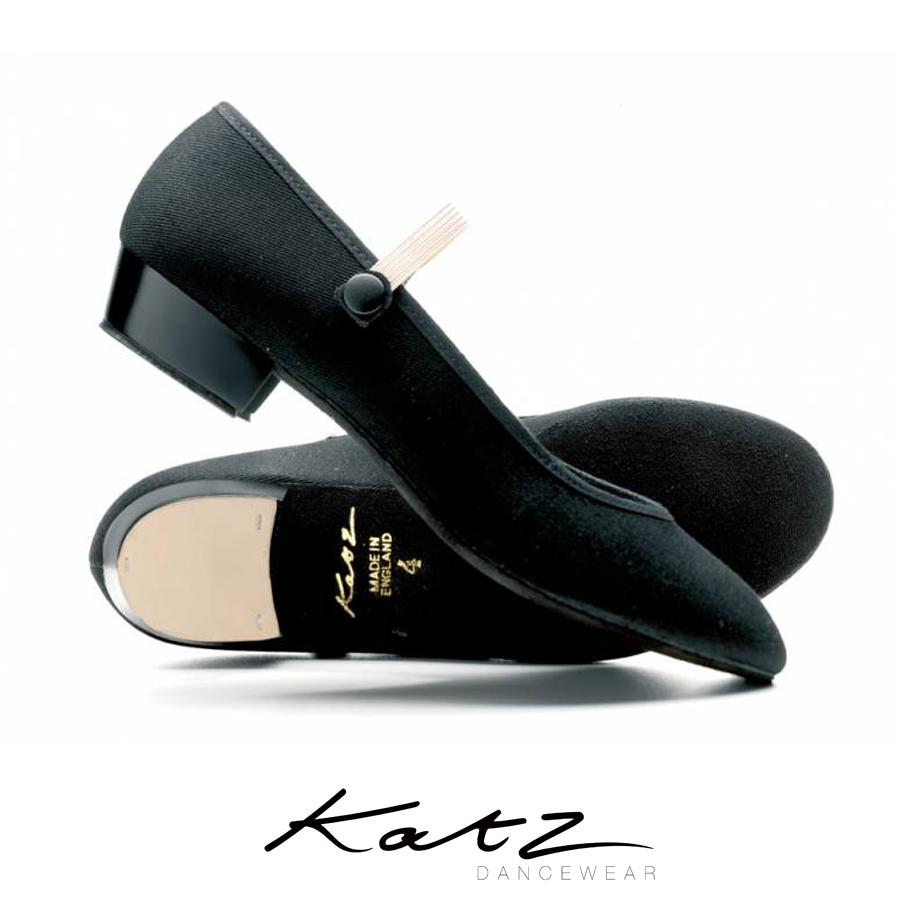 katz-low-heel-character-canvas-shoes
