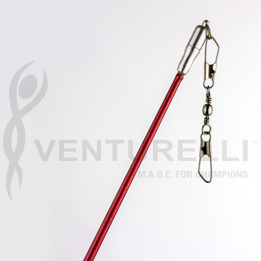 venturelli-glitter-stick-for-rhythmic-gymnastics-red-59-cm