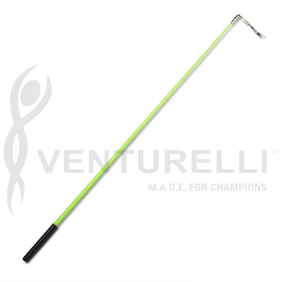 venturelli-stick-for-rhythmic-gymnastics-neon-green-59-cm