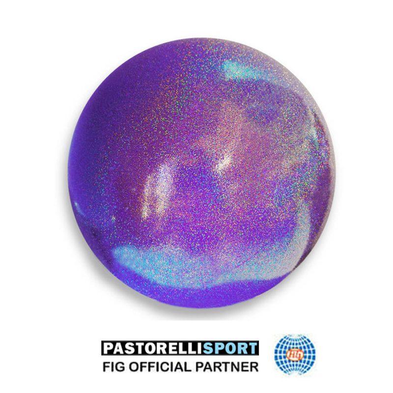 PASTORELLI-16-cm-GLITTER-LILAC-AB-GYM-BALL-04577