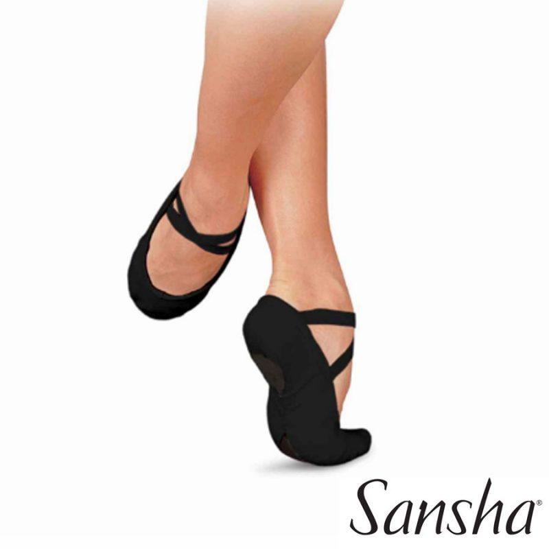PRO1C SANSHA SOFT SHOES CANVAS
