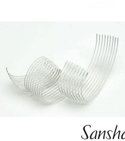 Sansha elastic Invisible for pointe S-INVIS