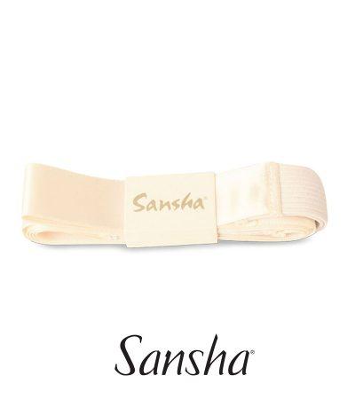 Sansha Satin ribbon elastic SSR