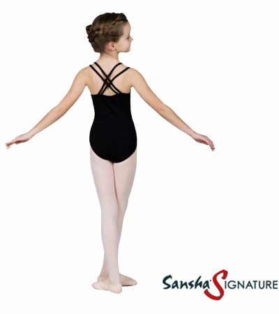 Sansha Sign girl camisole leotard STEFANI Y1559C